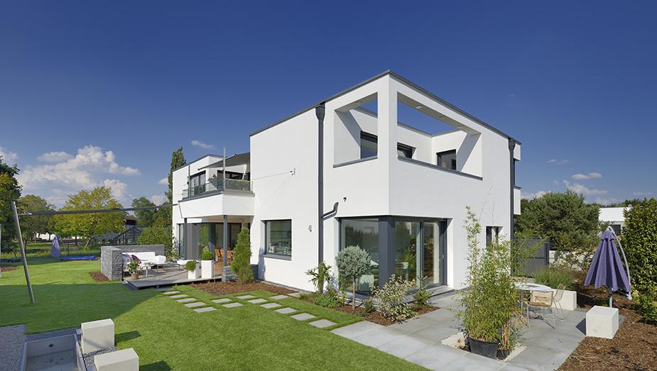 Gruber Naturholzhaus - Hausbeispiel Haus Reichenbach