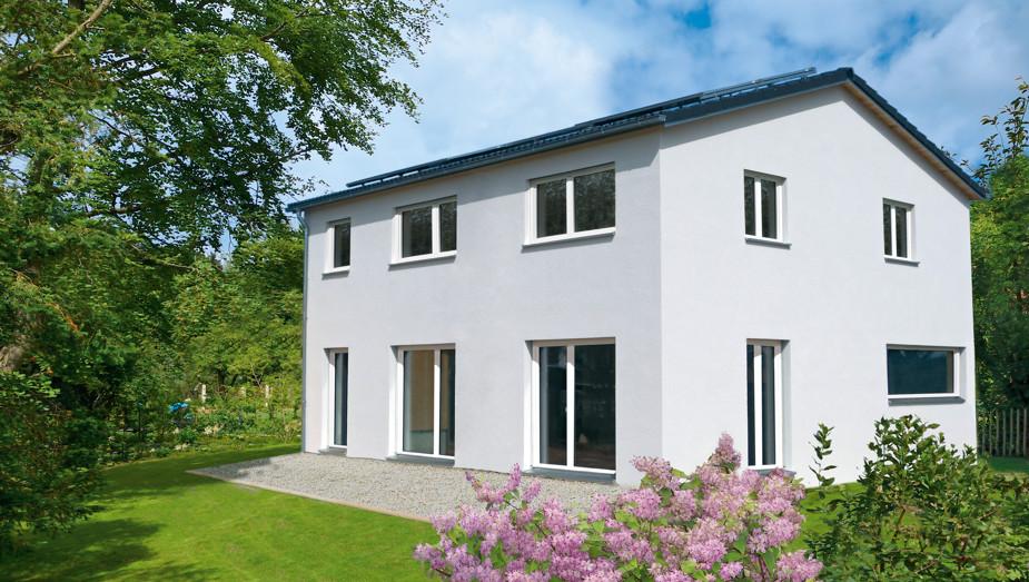 Produktportfolio Gruber Holzhaus - Haus Sommer Eco