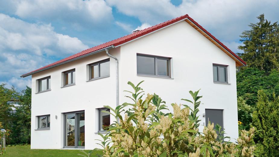 Produktportfolio Gruber Holzhaus - Haus Sommer Plus