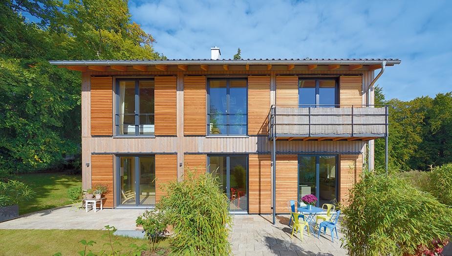 Gruber Naturholzhaus - Haus Lehner