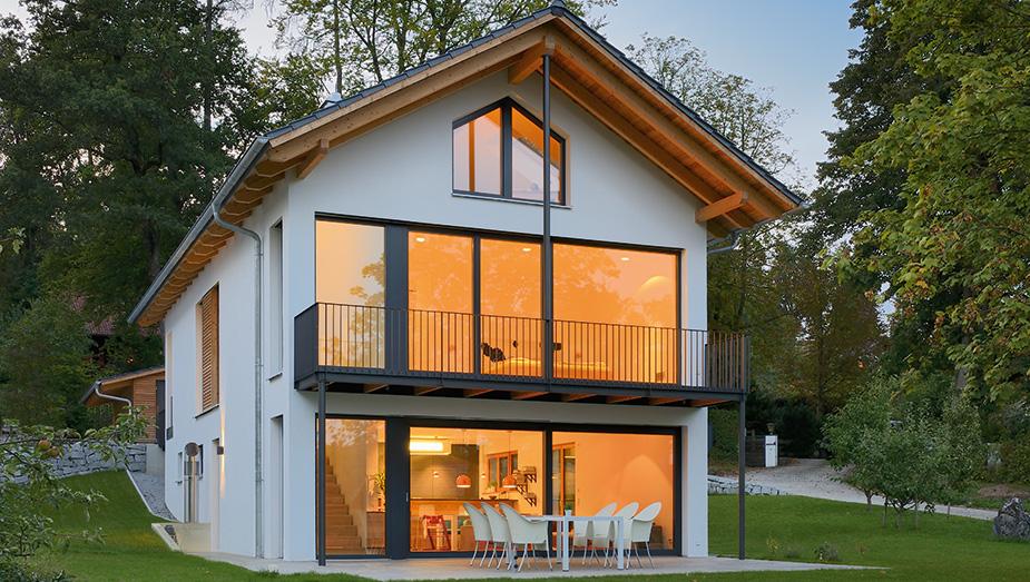 Gruber Naturholzhaus - Haus Quadfaß