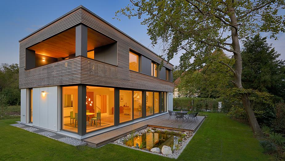 Gruber Naturholzhaus - Haus Schindler