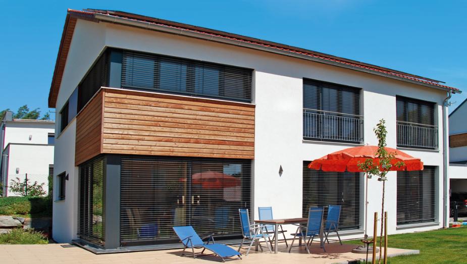 Gruber Holzhaus - Haus Sommer Premium