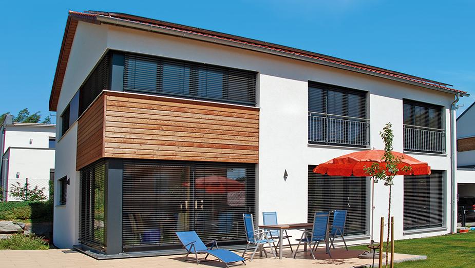 Produktportfolio Gruber Holzhaus - Haus Sommer Premium Bild 1