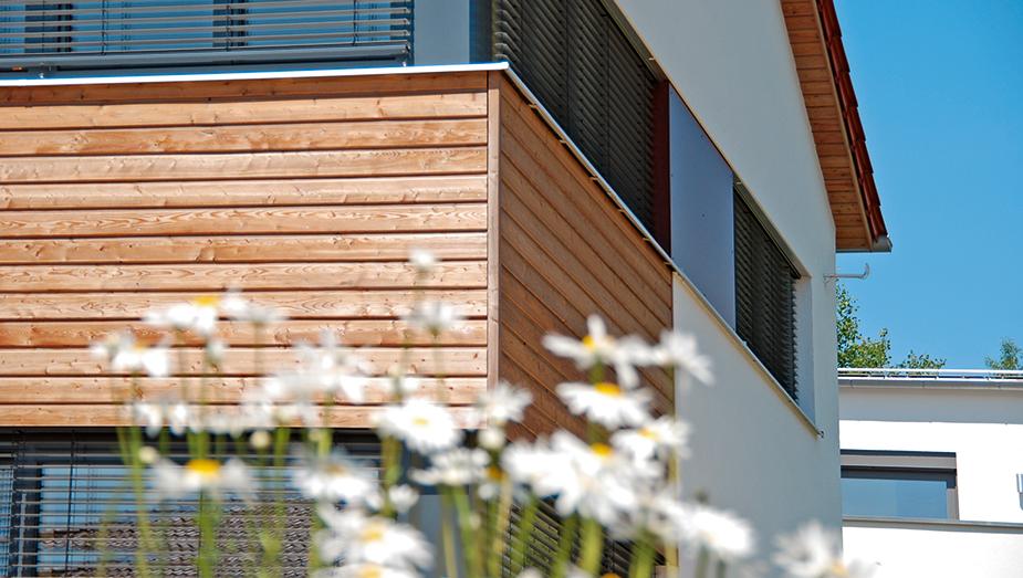 Produktportfolio Gruber Holzhaus - Haus Sommer Premium Bild 2
