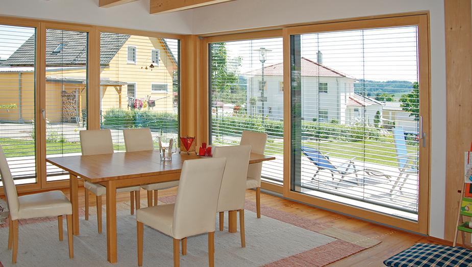 Produktportfolio Gruber Holzhaus - Haus Sommer Premium Bild 3