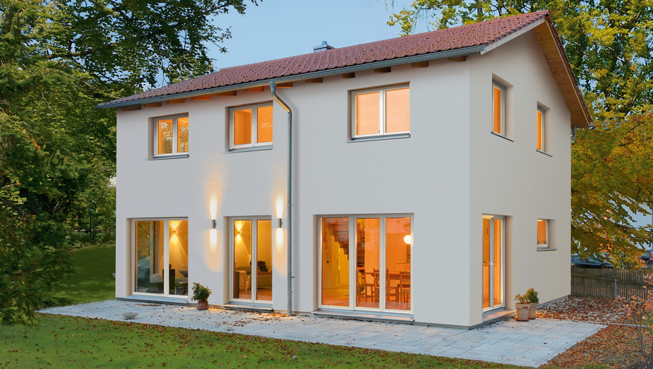 Produktportfolio Gruber Holzhaus - Haus Trend Eco