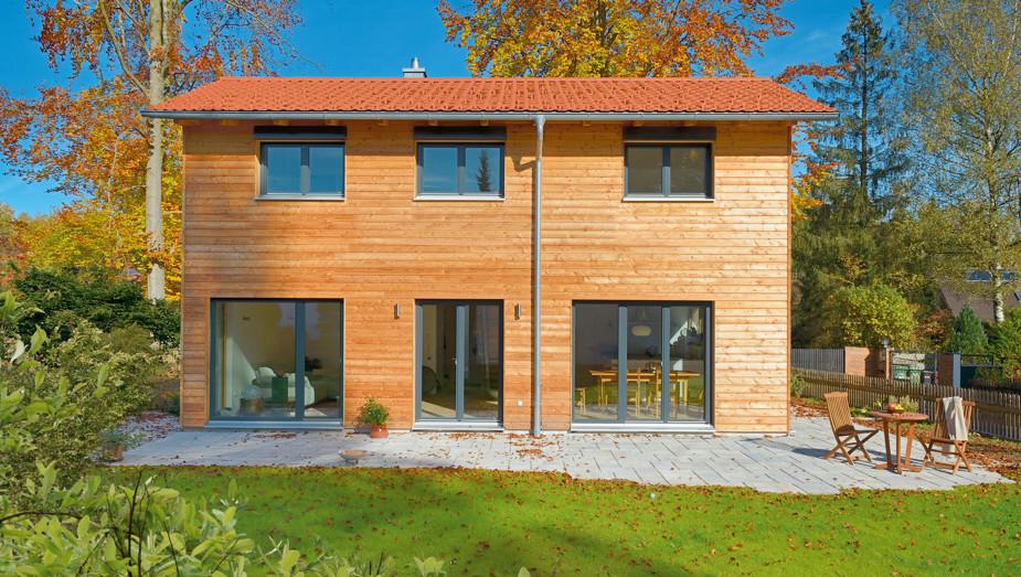 Produktportfolio Gruber Holzhaus - Haus Trend Plus