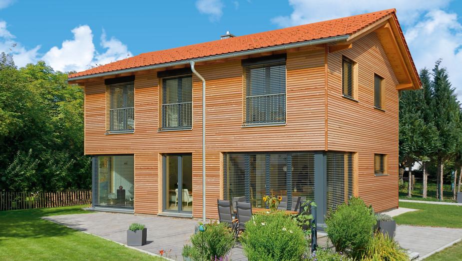 Produktportfolio Gruber Holzhaus - Haus Trend Premium