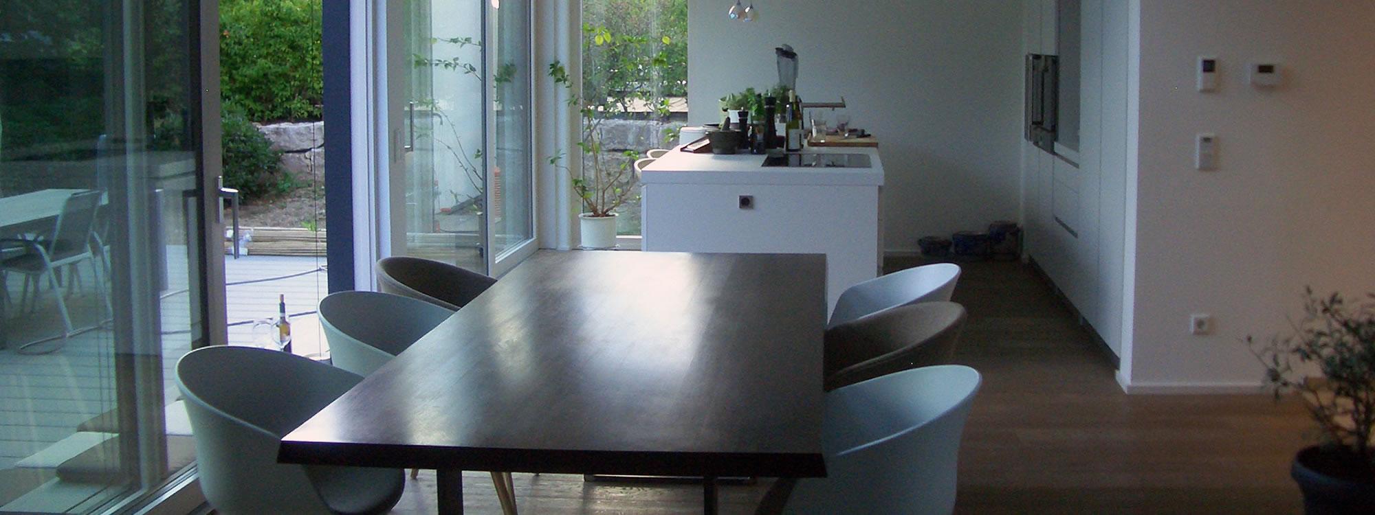 baufamilienportr t familie steinbacher im interview. Black Bedroom Furniture Sets. Home Design Ideas