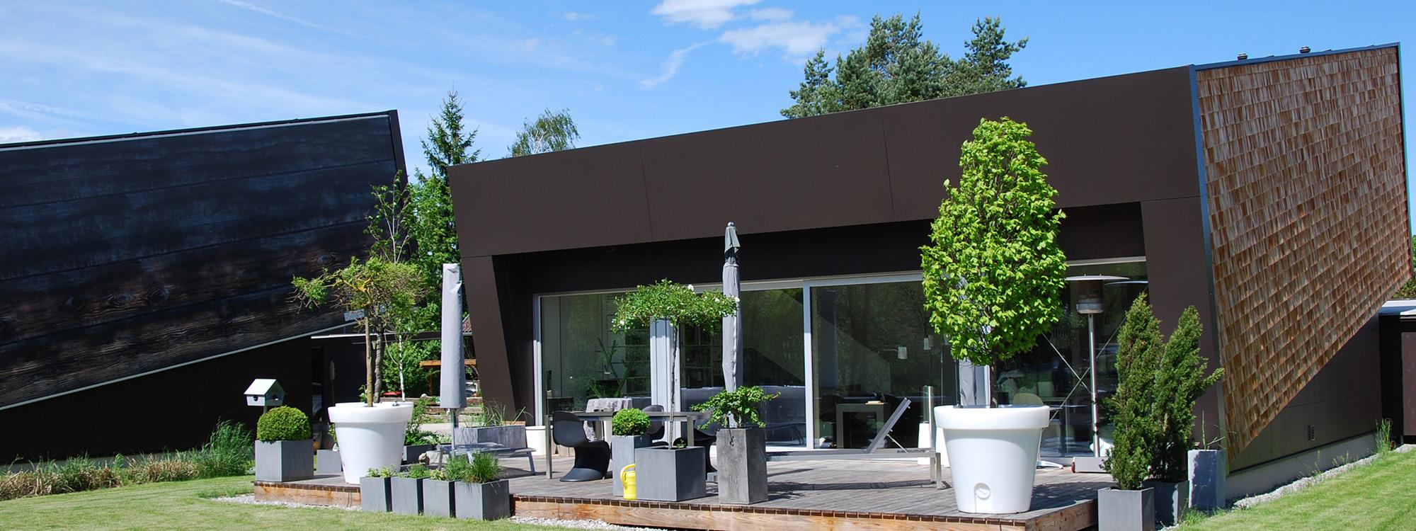smart-loft ist das Wohn- und Architekturkonzept der Zukunft.