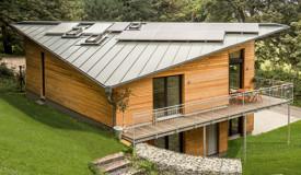 Moderne Holzhäuser Architektur naturholzhäuser