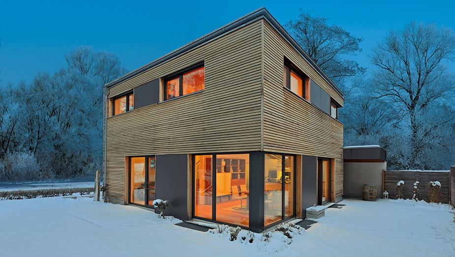 Gruber Naturholzhaus - Haus Bialas