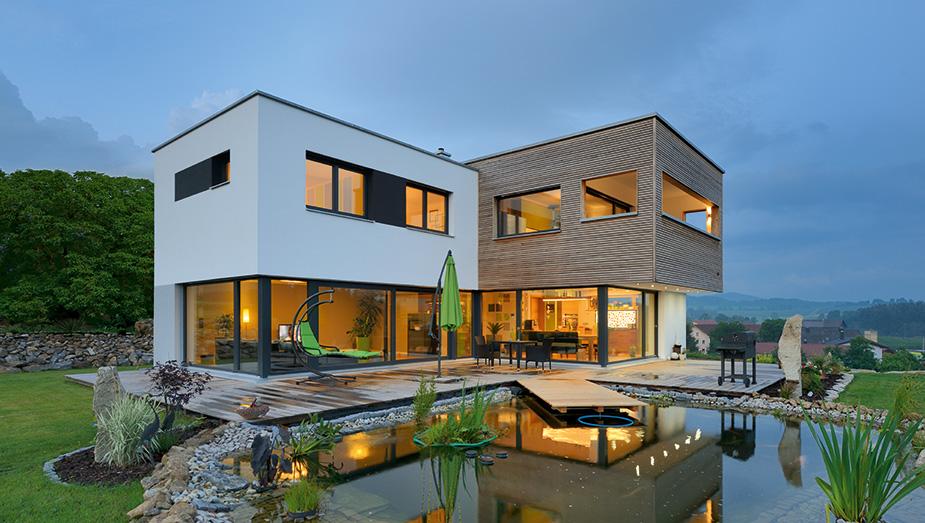 Gruber Naturholzhaus - Haus Wagner