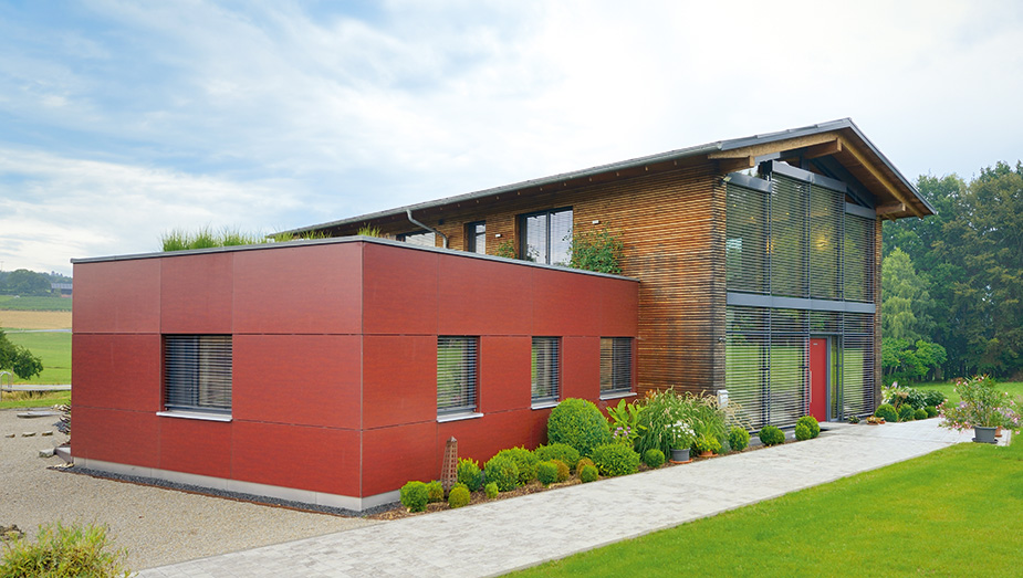 Gruber Naturholzhaus - Haus Waldeck
