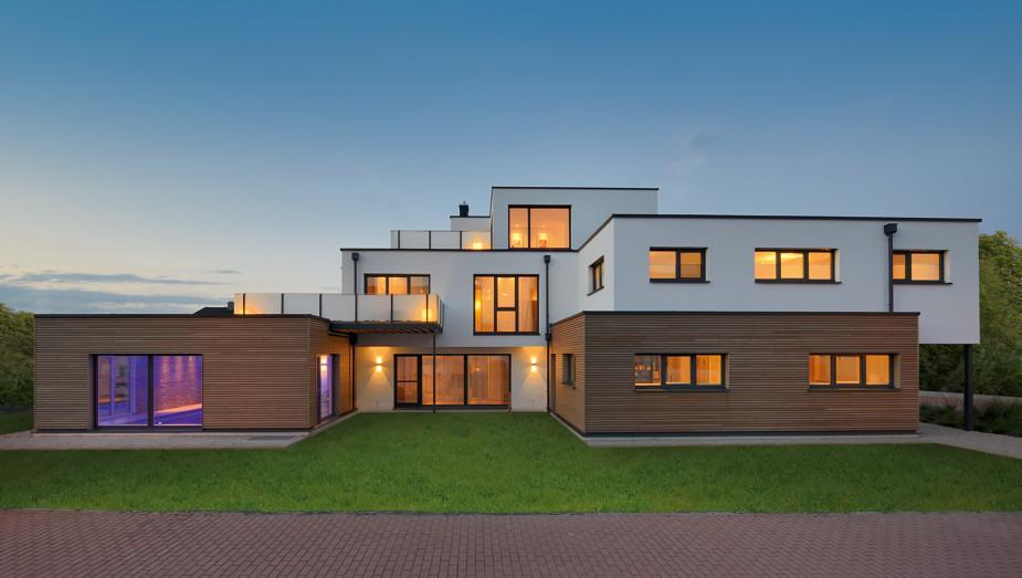 Produktportfolio Gruber Holzhaus - Haus Azur Bild 1