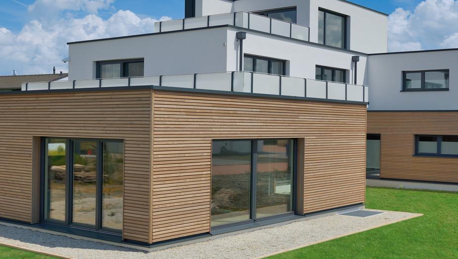 Produktportfolio Gruber Holzhaus - Haus Azur Bild 2