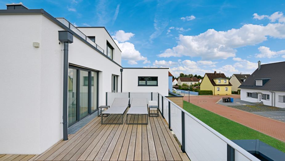 Produktportfolio Gruber Holzhaus - Haus Azur Bild 4