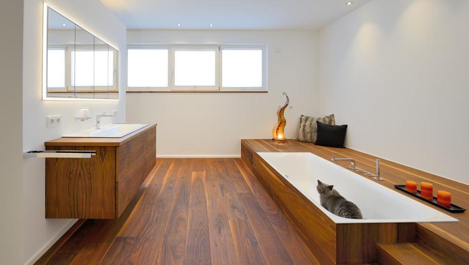 Produktportfolio Gruber Holzhaus - Haus Azur Bild 8