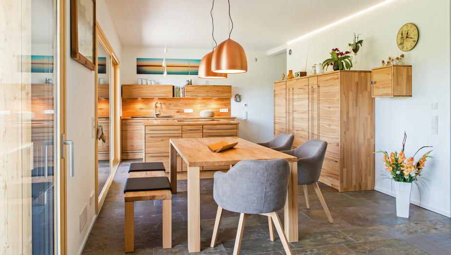 Produktportfolio Gruber Holzhaus - Haus Martha Bild 3