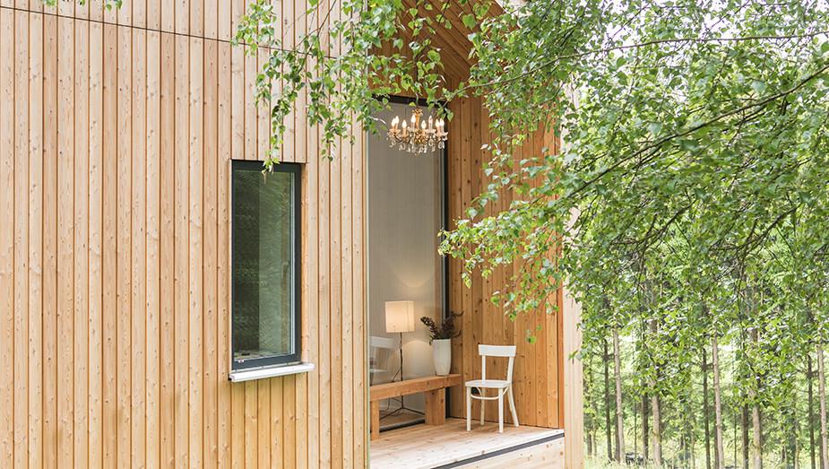 Produktportfolio Gruber Holzhaus - Haus Mori Raito 1