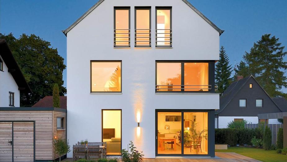 Gruber Naturholzhaus - Haus Silbereiche