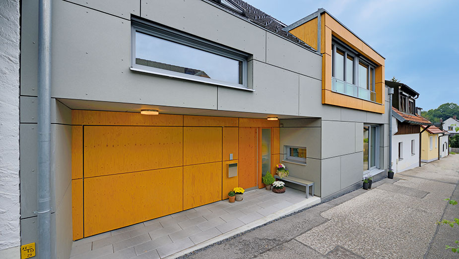 Produktportfolio Gruber Holzhaus - Haus Tenbruck Bild 2