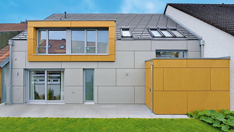 Produktportfolio Gruber Holzhaus - Haus Tenbruck Bild 1