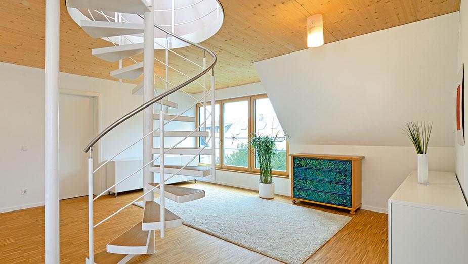 Produktportfolio Gruber Holzhaus - Haus Tenbruck Bild 4