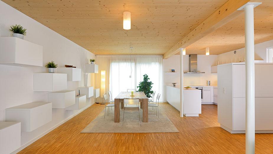 Produktportfolio Gruber Holzhaus - Haus Tenbruck Bild 3