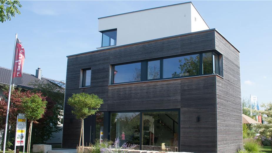 Musterhaus Poing musterhaus in poing bei münchen architektur erleben