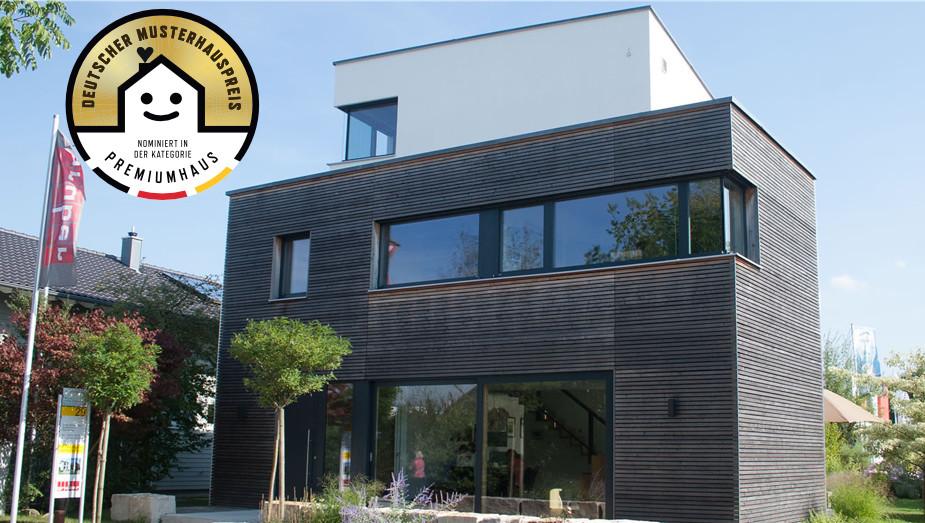 Naturholzhäuser erleben im Musterhaus in Poing