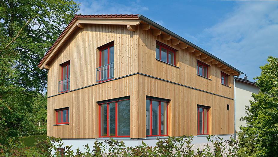 Gruber Naturholzhaus - Ein Haus zum Wohlfühlen.